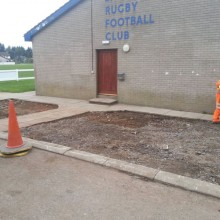 Lisburn Rugby Club | Armstrong Surfacing