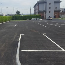 World Of Wonder Carpark | Armstrong Surfacing