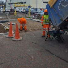 Abbey Centre | Armstrong Surfacing