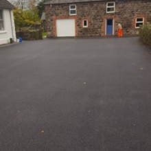Dunday Drive Way | Armstrong Surfacing