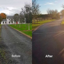 Driveways | Armstrong Surfacing