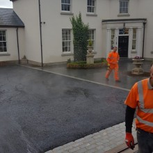 Dromore house | Armstrong Surfacing