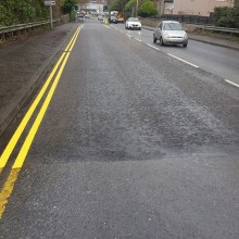 Thiepval Rd- Patching | Armstrong Surfacing